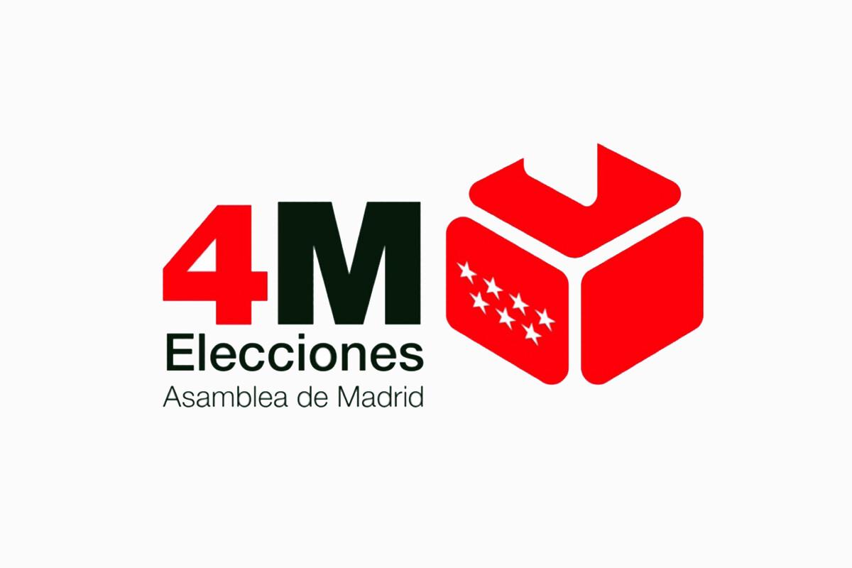 4M Elecciones a la Asamblea de Madrid